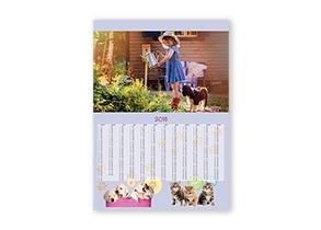 Cuccioli Annuale 50x70