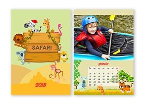 Safari Mensile 20x30