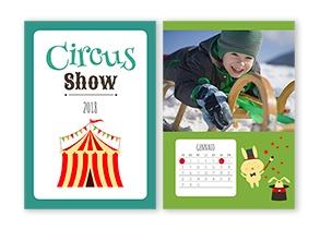 Circus Mensile 30x40