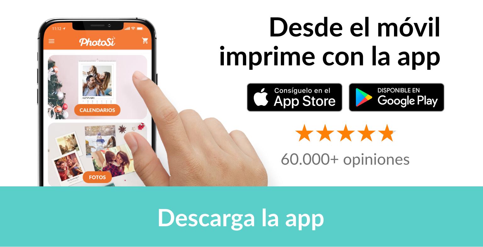 Descarga la app PhotoSì