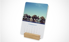 Calendario da Tavolo Cards