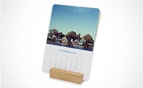 Calendario da Tavolo Cards
