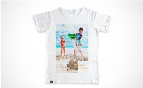 T-shirt Cotton Slub Bimbo