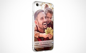 Cover Morbida iPhone 7/8