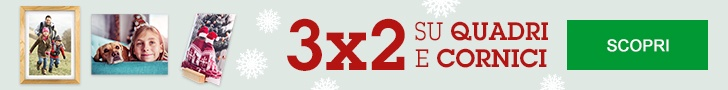 3x2 sui Quadri. Il meno caro è in omaggio.