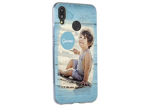 Cover Huawei P20 Lite Morbida