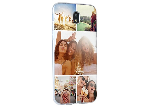 Cover Samsung Galaxy J5 (2017) Morbida