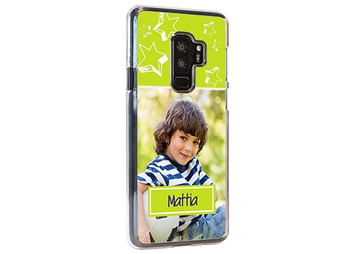Cover Samsung Galaxy S9 Plus Rigida