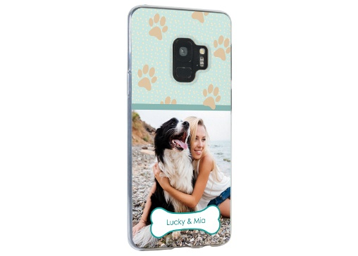 Cover Samsung Galaxy S9 Morbida