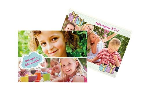 Stampa Fotobiglietto Biglietto Maxi