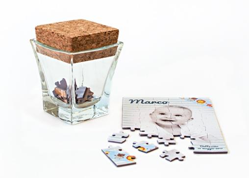 Bomboniera Puzzle