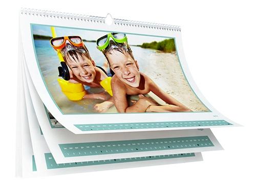 Calendario Fotografico Personalizzato.Calendario Foto Personalizzato Photosi