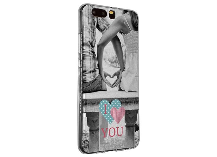 Cover Morbida Huawei P10 Plus Personalizzata