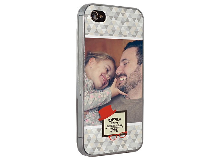 Cover Morbida iPhone 4 Personalizzata