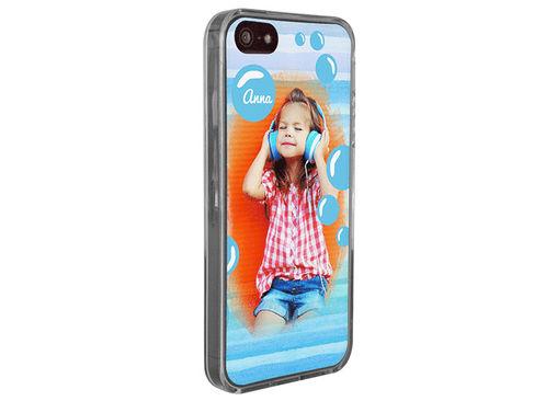 Cover Morbida iPhone 5 Personalizzata