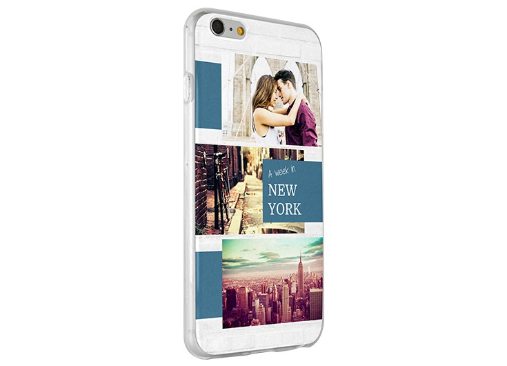 Cover Morbida Iphone 6 Plus Personalizzata
