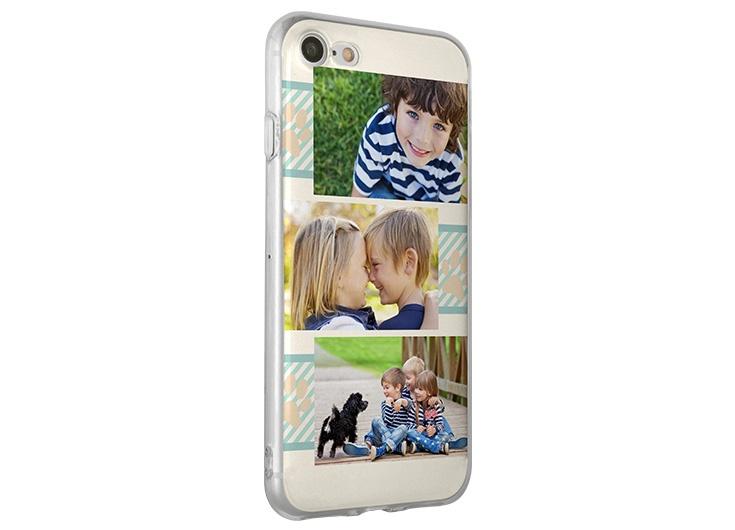 Cover Morbida Iphone 7 Personalizzata