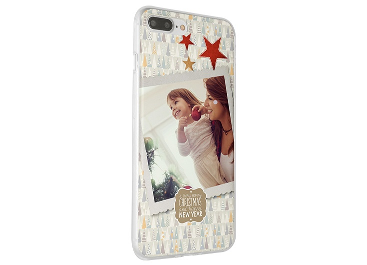 Cover Morbida Iphone 7 Plus Personalizzata