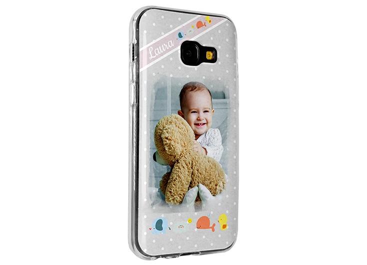 Cover Morbida Samsung A3 (2017) Personalizzata