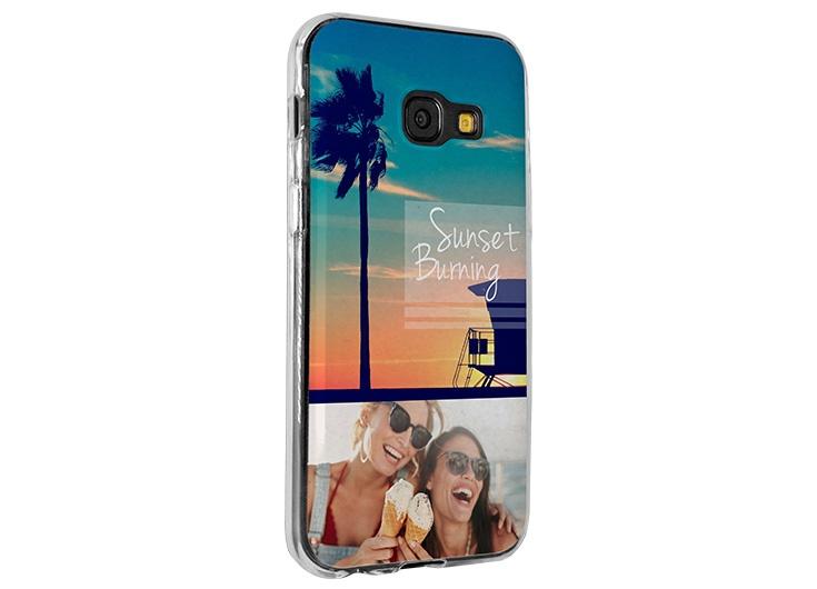 Cover Morbida Samsung A5 (2017) Personalizzata