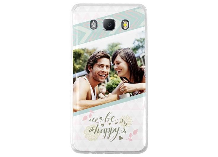 Cover Morbida Samsung J5 (2016) Personalizzata