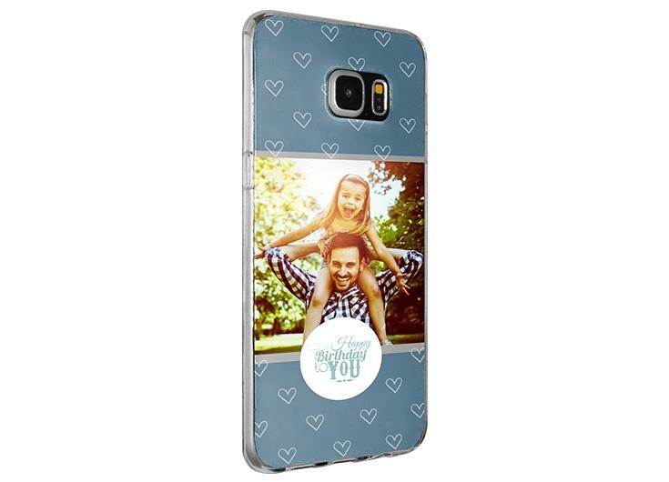 Cover Morbida Samsung S6 Edge Plus Personalizzata