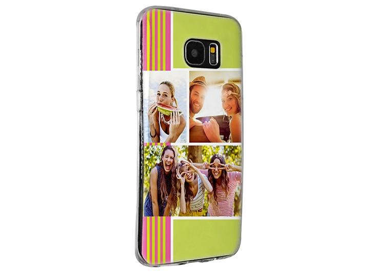 Cover Morbida Samsung S7 Edge Personalizzata