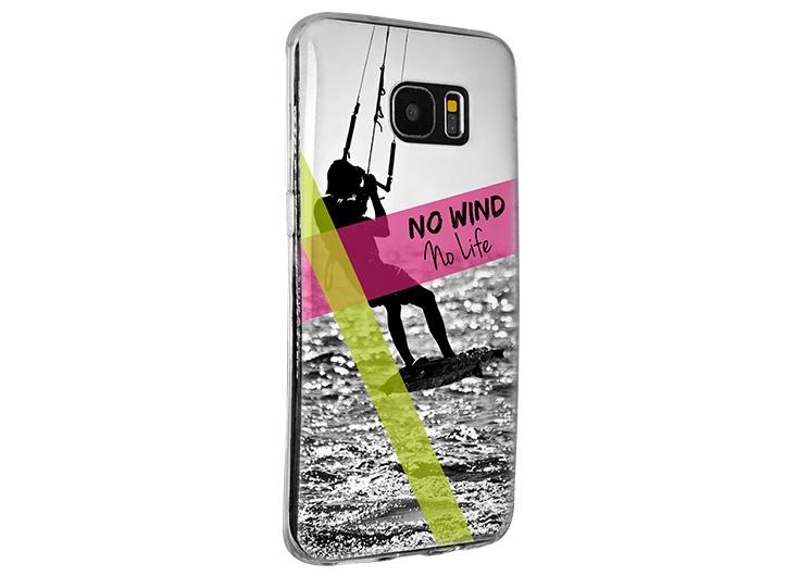 Cover Morbida Samsung S7 Personalizzata