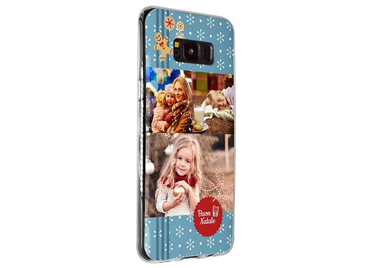 Cover Morbida Samsung S8 Personalizzata