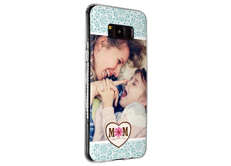 Cover Morbida Samsung S8 Plus Personalizzata
