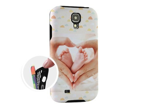Cover Samsung Galaxy S4 Rinforzata