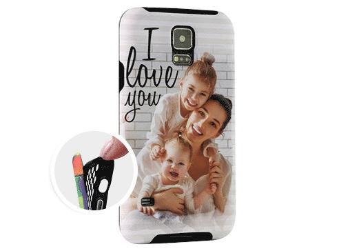 Cover Samsung Galaxy S5 Rinforzata