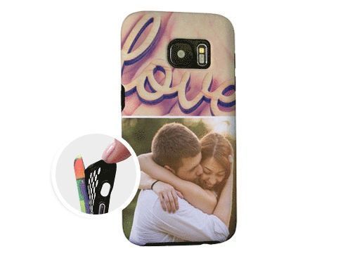 Cover Samsung Galaxy S7 Rinforzata
