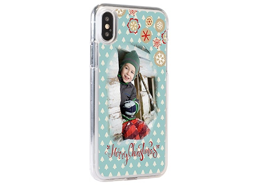 Cover iPhone X Rigida