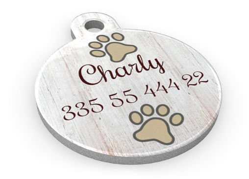 Medagliette Per Cani Personalizzate
