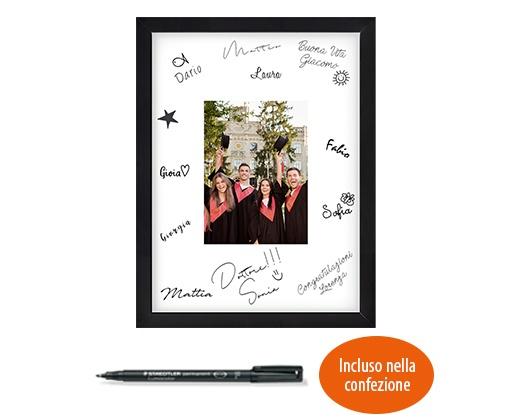 Fotoquadro Frame Dedica Personalizzato