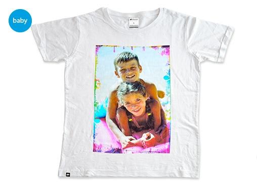 Magliette Personalizzate Con Foto Bambino