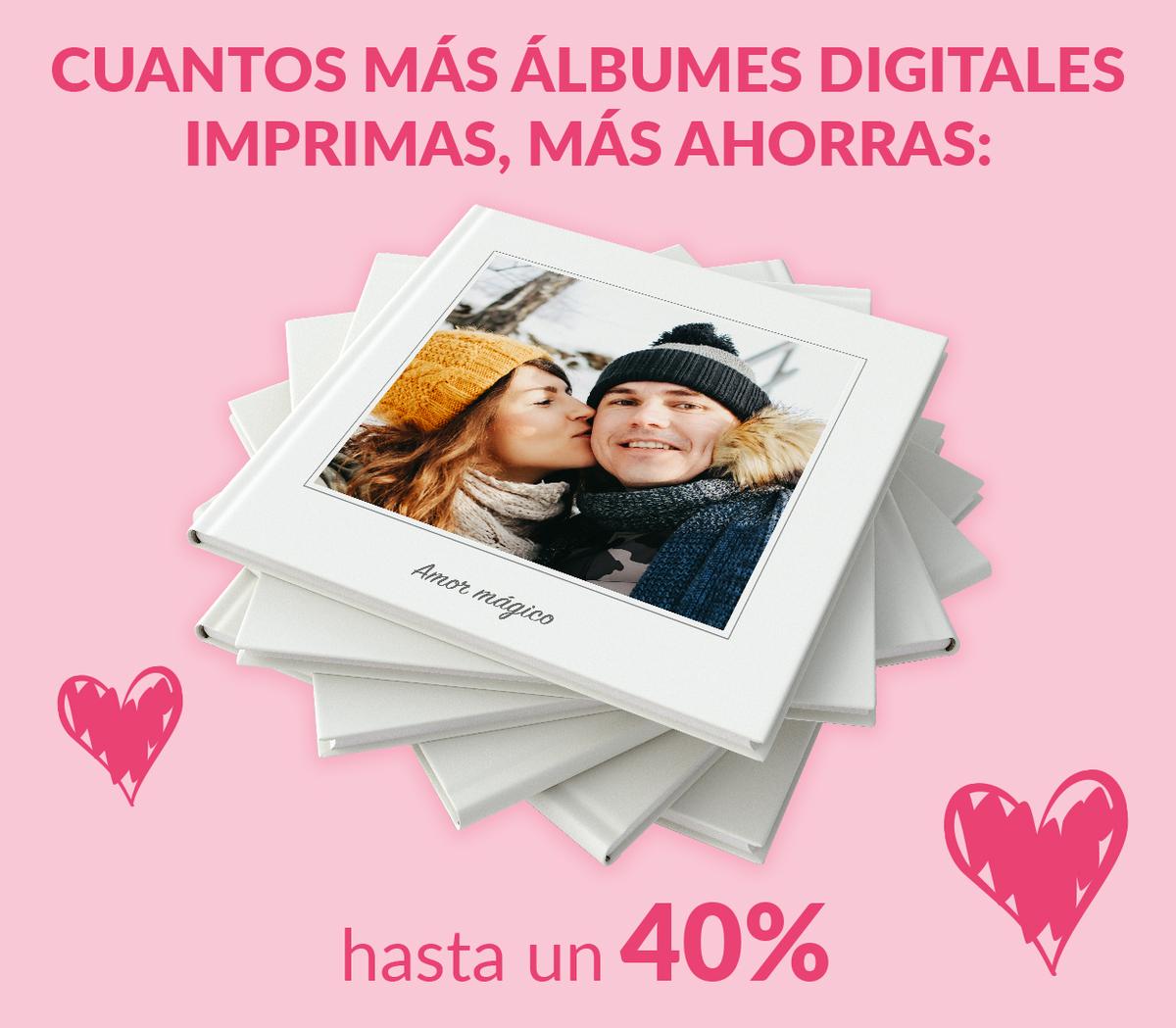 Hasta un 40% menos en la compra de álbumes digitales, según la cantidad